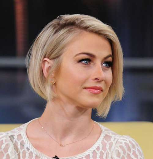 Julianne Hough Bob Haarschnitt