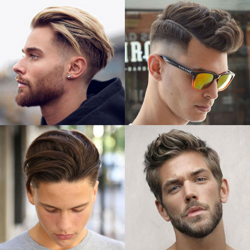 Pretty Boy Haircuts
