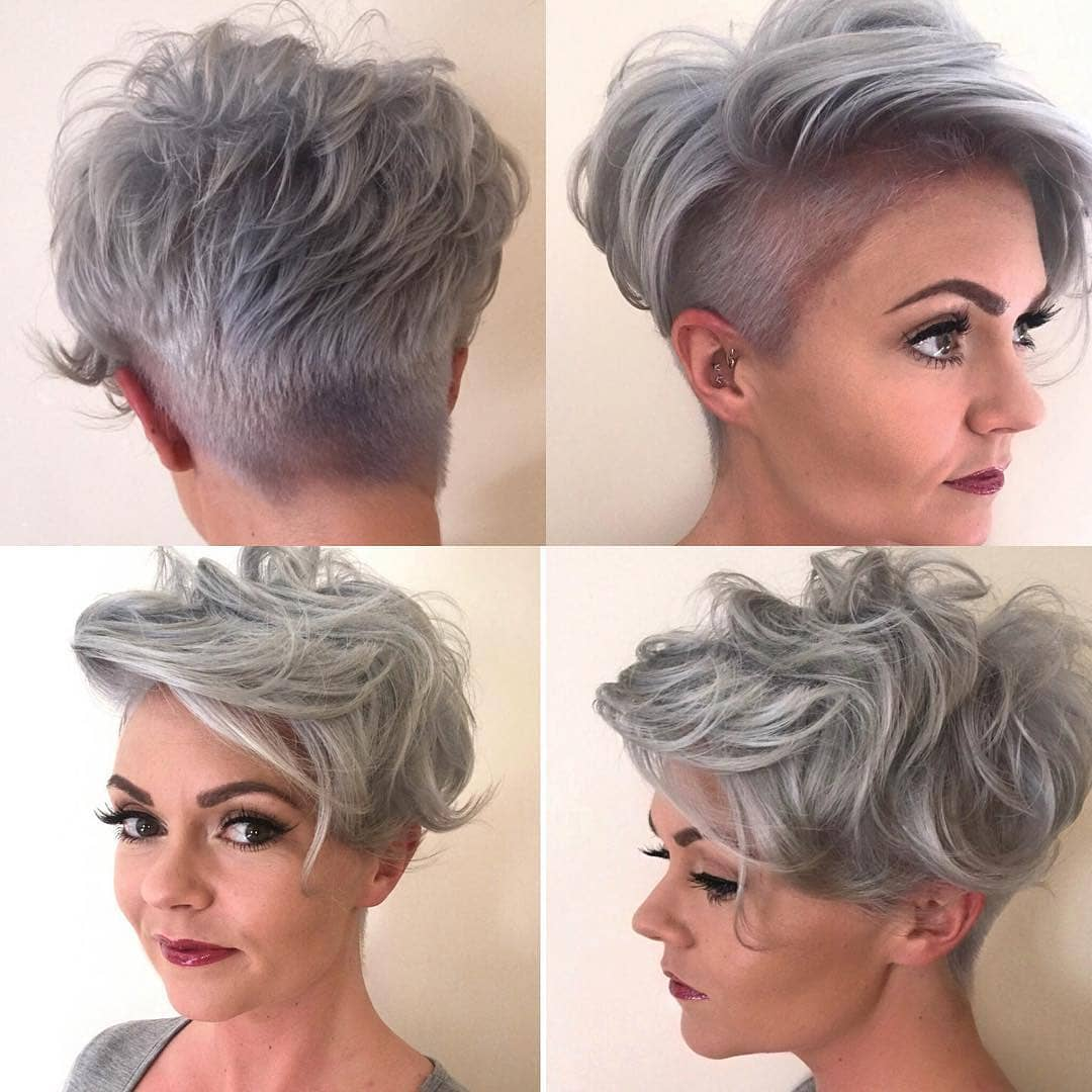 Stylish Pixie Haircut, 2018 Beste kurze Frisuren für Frauen