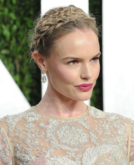 Kate Bosworth Crown Braid über